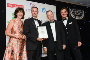 Our team at the FSB awards image